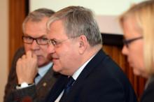 Regionala tillväxtarbetet diskuterades i Arvidsjaur
