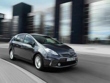 Toyota Prius Kaliforniens mest sålda bil 2012