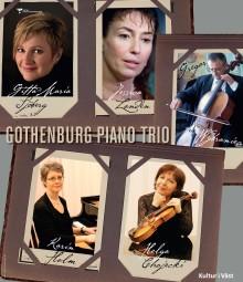 Gitta-Maria Sjöberg och Jessica Zandén med Gothenburg Piano Trio