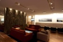 Saga Lounge at Keflavik International Airport in Iceland reopened