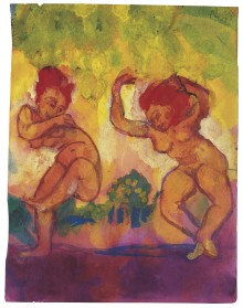 Emil Nolde. In Search of the Authentic