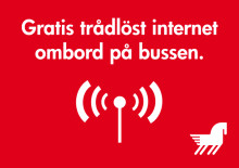 Dalatrafik - gratis Internet på bussar med teknologi från Oxyfi