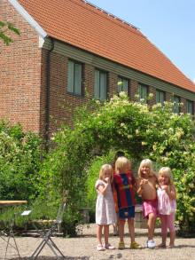 Stor familjefest när Lödöse museum firar 20 år.