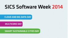 Över 1000 anmälda till årets SICS Software Week