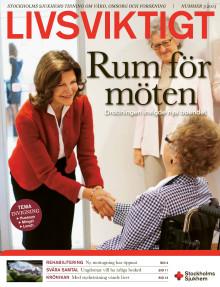 Tidningen Livsviktigt, nummer 3 2014 - Invigningsspecial