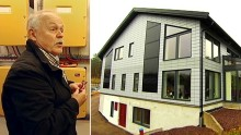 One Tonne Life-projektet inspirerar våra A-husbyggare
