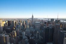 Spring tjejmilen med Ving i New York