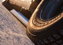 Testattua talviturvallisuutta: Raskaan kaluston Nokian Hakkapeliitta Truck ja Nokian Hakka Truck -renkaat etenevät luotettavasti vaihtelevissa talvikeleissä