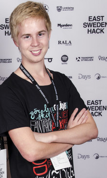 Marcus Nygren blir projektledare för East Sweden Hack