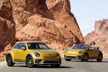 Världspremiär för nya Beetle Dune