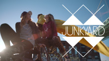 JUNKYARD XX-XY lanserar första kollektionen