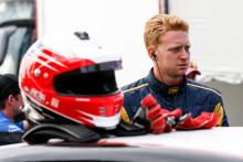 Eric Färén klar för RallyX 2015 i Hansen Talent Development Supercar