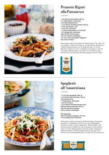 Pastarecept med Una Pasta Classica från Zeta