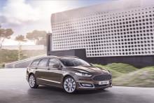 Uusi Ford Mondeo Vignale on laadukas, hienostunut ja varusteiltaan eksklusiivinen – nyt myynnissä myös Suomessa