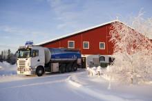 Positivt resultat ger de norrländska mjölkbönderna mer betalt för mjölken.