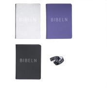 Ny bibel med klassisk inlaga