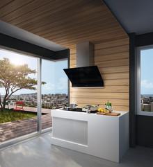 Siemens presenterar nya köksfläktar – intelligens och innovation för fulländande kök