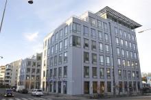 Frösunda Omsorg flyttar till Haga Norra i Solna