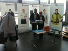 Berendsen på Nordic Hygiene Expo 2011