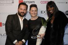 Dermalogica vant prisen for beste hudpleiemerke på Costume Awards 2015
