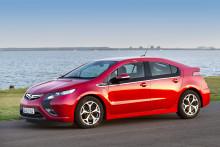 Fem stjärnor i Euro NCAP för Opel Zafira Tourer och Astra GTC