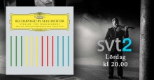 Max Richter Recomposed i SVT2 lördag kl 20.00