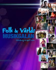 Folk- & Världsmusikgalan 2011: Programboken