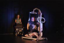 När såg du en dansare i rullstol senast?