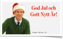 Inspira önskar God jul och gott nytt år!