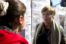 Debattatikel:Oacceptabelt att miljoner syrier vägras nödhjälp
