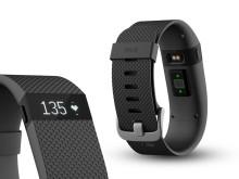 Nå er den her - Fitbit Charge HR