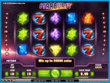 Won €20,000 on super slot Starburst