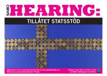 Program SABO Hearing 7 mars