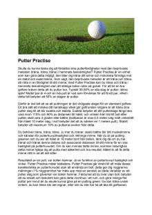 PutterPractice mer info