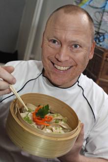 Potstickers Dumpling Bar i Stockholm finalist i Arla Guldko 2012, Bästa Snabbmål
