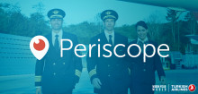 5,000 nya följare när Turkish Airlines sände världens första livestreamade flight på Periscope