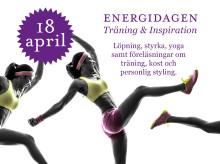 Tränings- och inspirationsdag den 18 april