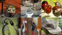 Slöjd + trädgård = årets sommarutställning på Nääs!
