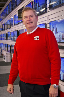 Urban Solander ny Försäljningschef på SIBA