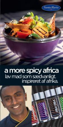 Velkommen til afrika du skal bare føle dig hjemme