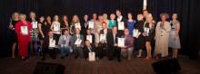 Prisregn över Sweden Hotels Gala 2013