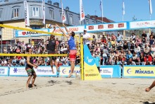 Swedish Beach Tour i Umeå 12 - 15 augusti 2015