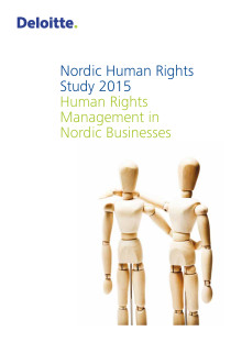 Nordic Human Rights Study 2015