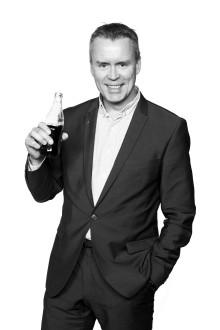 Stein Rømmerud blir ny administrerende direktør for Coca-Cola Enterprises Norge