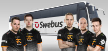 Swebus och Fnatic arrangerar AMA på Dreamhack Winter