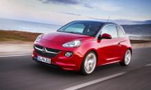 Ny 3-cylindrig turbomotor debuterar i Opel ADAM
