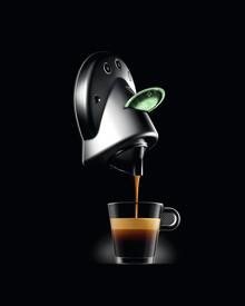 Finnhamn väljer premiumkaffe till sina gäster