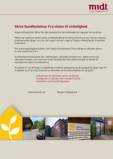Skive Sundhedshus: Fra vision til virkelighed