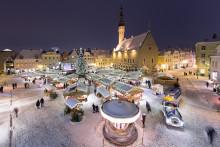 Julmarknaden i Tallinn - en av Europas bästa