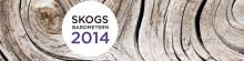 Skogsbarometern 2014: Förbättrad lönsamhet och optimistisk framtidstro